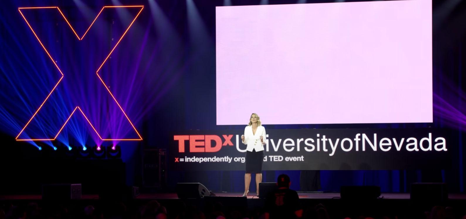 Marilyn York on TedX